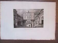 GRAVURE 1839 PARIS IMPRIMERIE ROYALE
