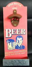 Unbranded Bar & Pub Decorative Plaques & Signs