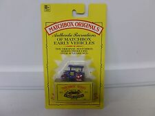 Matchbox Originals Aveling Barford Road Roller # 1