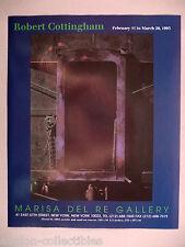 Robert Cottingham Art Gallery Exhibit PRINT AD - 1993 ~~ Portal II