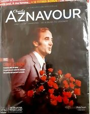 CHARLES AZNAVOUR ¤ LA COLLECTION OFFICIELLE ¤ CD + LIVRET 1972