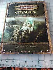 Dungeons & Dragons RPG Cityscape Used First print 2006