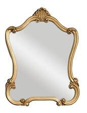 Walton Hall Gold Shield Wall Mirror by Uttermost 08340P