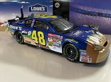 Jimmie Johnson #48 Lowe's Looney Tunes Rematch 2002 1:24 Action