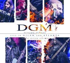DGM - PASSING STAGES: LIVE IN MILAN AND ATLANTA  2 CD+DVD NEUF
