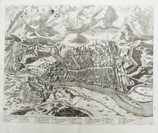 1682 Ivrea Piemont Piemonte Piedmont Italia Italy Kupfer Groß Lg Formento de Ram