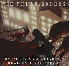 The Polar Express by Chris Van Allsburg (2001, Sealed CD)