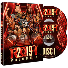 Official ROH Ring of Honor - Best Of 2019 Volume 1 2019 Event 2 Disc DVD Set