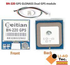 Beitian BN-220 Dual GPS Glonass Module with Flash Passive Antenna