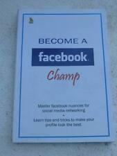 BECAME A FACEBOOK CHAMP Book India