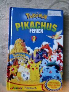 PokeMon: PIKACHUS FERIEN - Junior-Filmbuch   - sehr guter Zustand!