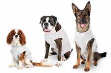 Karlie Safety Body für Hunde grau medizinische Body ab Rückenlänge 26cm bis 68cm