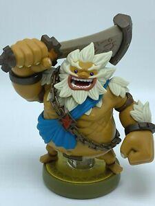 Duruk Amiibo Nintendo Pre-owned  Legend of Zelda - Breath of the Wild