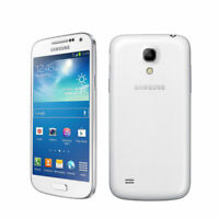 White Unlocked Samsung Galaxy S4 Mini GT-i9195 - 8GB - 4G LTE Smart Mobile Phone