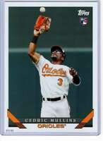 Cedric Mullins 2019 Topps Archives 5x7 #290 /49 Orioles