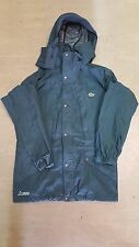 British SF EX Police Issue Lowe Alpine Triple Point Green Tactical Jacket Small