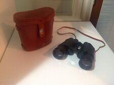 Made in Japan Nippon Kogaku Novar 7X50 Binoculars w/Case