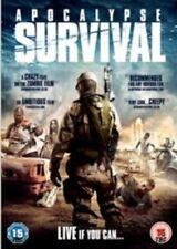 Apocalypse SUPERVIVENCIA DVD Nuevo DVD (hfr0323)
