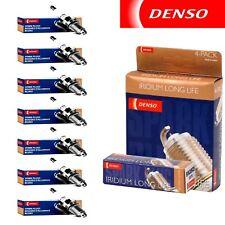 8 pcs Denso 3444 Spark Plugs Iridium Long Life SC20HR11 Tune Up Kit Set