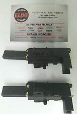 SPAZZOLA COPPIA MOTORE LAVATRICE ARISTON INDESIT HOTPOINT CANDY HOOVER REX ELECT