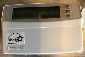Honeywell T8600D2028 Thermostat, 1 Heat 1 Cool Stages