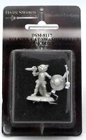 Dark Sword DSM-8117 Selkirk Cat Swashbuckler Dual Wield (Critter Kingdoms) Hero