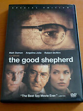 The Good Shepherd Dvd Pal Format Region 2 Angelina Jolie, Matt Damon
