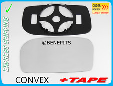 Wing Mirror Glass For HONDA CIVIC 2001-2005 CONVEX + BACK PLATE LEFT  JH001