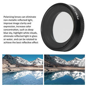 Waterproof Action Camera Polarizer Filter CPL Lens Filter for DJI OSMO Accessory