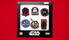 Star Wars D23 Expo Collectible Rare Pin Set Only 1,000 Made! Limited Edition New