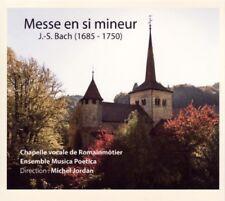 Jean-Sebastien BACH / Messe en si mineur / (2 CD) / Neuf