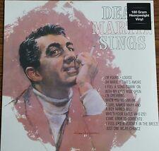 Dean Martin DEAN MARTIN SINGS 180g DOL New Sealed Vinyl Record LP