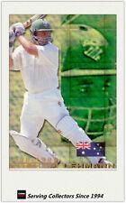 1998/99 Select Cricket Hobby Gold Parallel Trading Card No10 Darren Lehmann-Rare