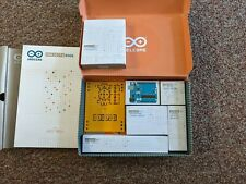 The Arduino Starter Kit (Official Kit w/ 170-page Arduino Project)