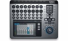 QSC Pro-Grade DJ Equipment - Mixer, AMP, Pair of Speakers  -Brand New in Box