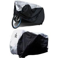 Waterproof Rust Prevention Cycle Bicycle Bike Snow Rain Resistant Cover Garage