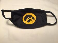 Iowa Hawkeyes Face Mask Adult Unisex