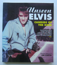 Jim Curtin - Unseen Elvis / Candids Of The King - Presley - ISBN 0-575-05752-1