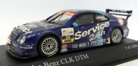 Minichamps 1/43 Scale diecast - 400 023124 Mercedes CLK DTM 01 S. Muecke