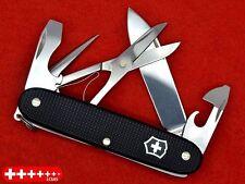💚 VICTORINOX PIONEER X BLACK LCSAS - 0.8231.23R4 - ALOX - SWISS ARMY KNIFE