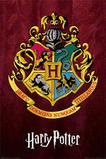"Harry Potter - Movie Poster / Print (Hogwarts School Crest) (24"" x 36"")"