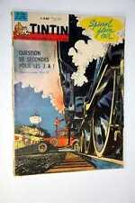 Tintin n° 766 Spécial Plein Air B+ avec chq