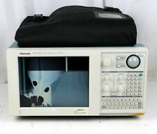 Tektronix Tla 715 Logic Analyzer W/ Tla7Pg2 Tla7Aa3 No Hdd Cracked Screen Parts