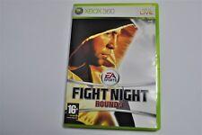 FIGHT NIGHT ROUND 3 XBOX 360 / XBOX ONE JUEGAZO!!!!!! COMPLETO!!!!!!!!!