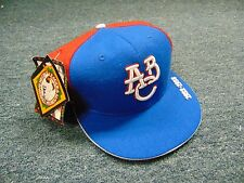 New Headgear Negro Leagues Atlanta Black Crackers Fitted Hat Size 7 7/8