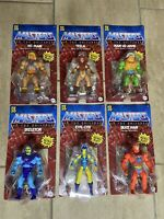 NEW 2020 UNPUNCHED MOTU Masters of the Universe Origins He-Man Evil Lyn Beast