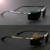 Men's UV400 Polarized Sunglasses Fashion Outdoor Sports Driving Glasses Eyewear