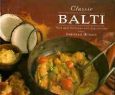 Husain, Shehzad, Classic Balti: Fast and Delicious Stir-Fry Curries, Like New, H