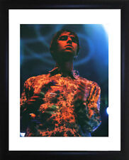 Liam Gallagher Oasis Framed Photo CP0662