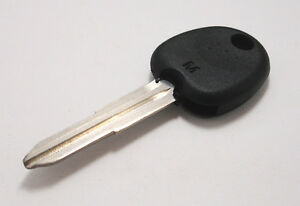 Uncut Blade Key Shell Case Fit For Hyundai Santa Fe Sonata Kia Optima No Chip